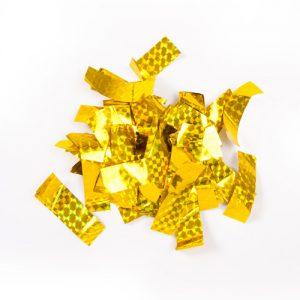 Slow-fall confetti laser confetti, The Confettimaker