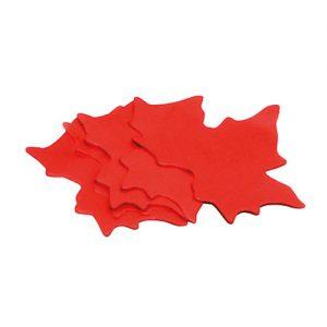 Slow-fall confetti maple leaves, The Confettimaker