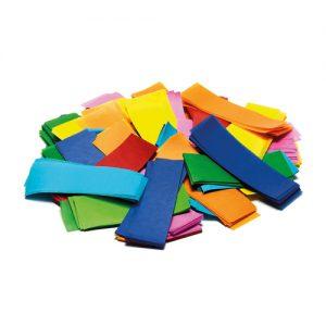 Slow-fall confetti, rectangle, The Confettimaker