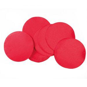 Slow-fall confetti, rounds, The confettimaker