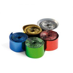 Slow-fall confetti streamers metallic, The Confettimaker