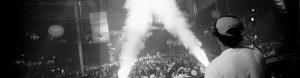 The Confettimaker CO2 smoke